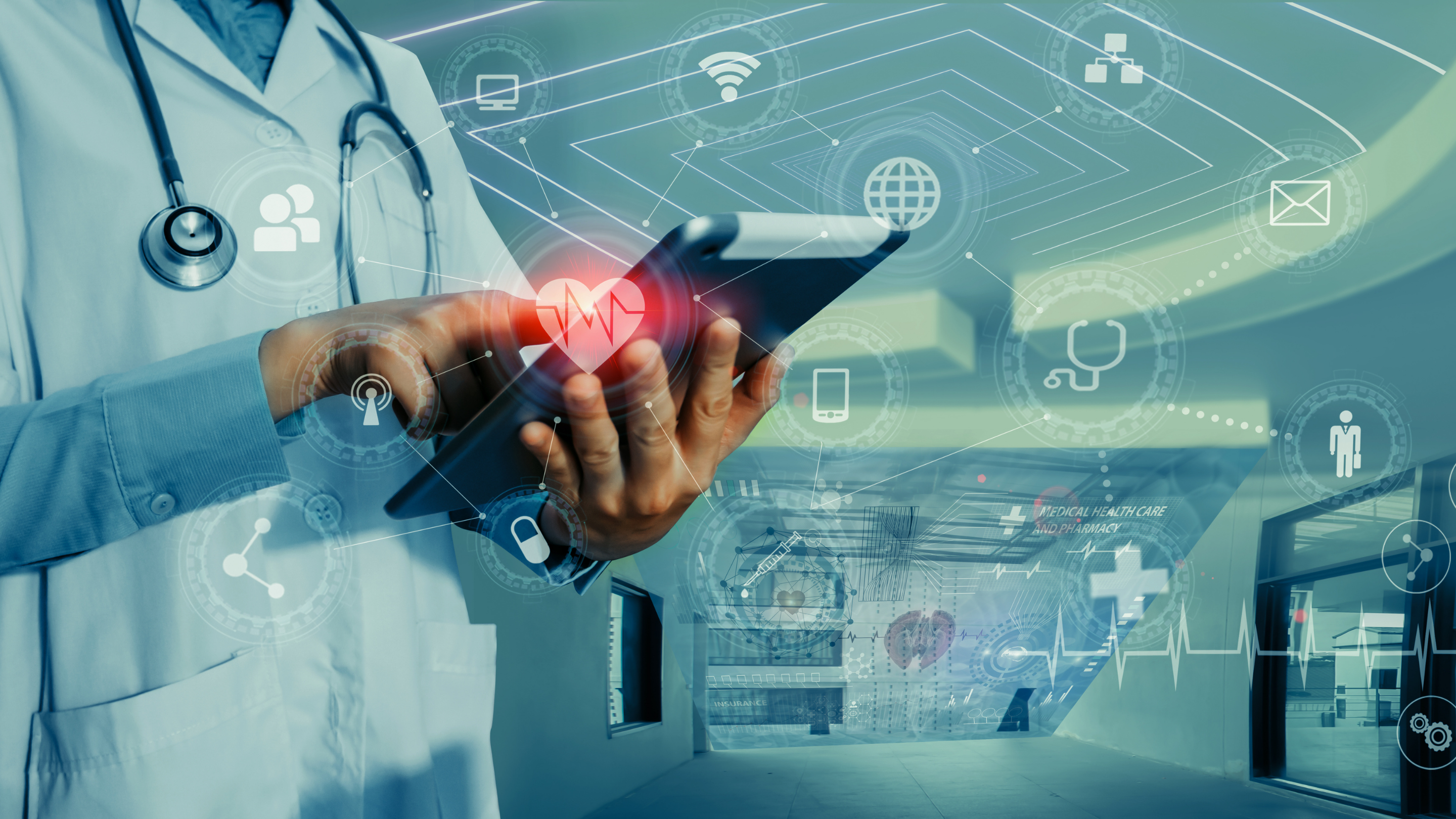 5 Ways Cloud ERP Helps Healthcare Companies Do More With Less