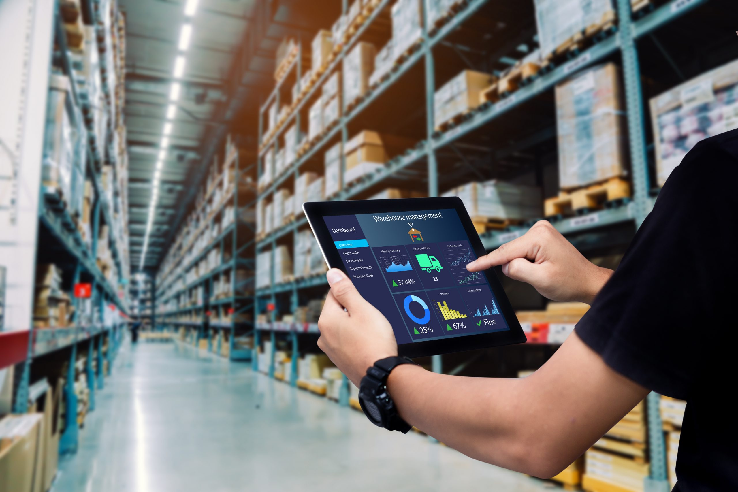5 Reasons Why NetSuite Warehouse Management System is Right for your Business!